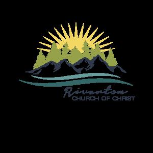 logo for Riverton Church of Christ in Riverton, WY