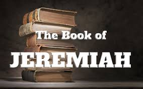 April 17, 2016 Jeremiah's God