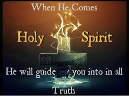 Spirit of Truth John 16: 5-15