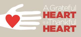 Luke 17:11-19 The beat of a Thankful Heart.